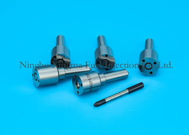 चीन DLLA148P1726 Common Rail Cummins Injector Nozzles Part High Speed Steel Material फैक्टरी